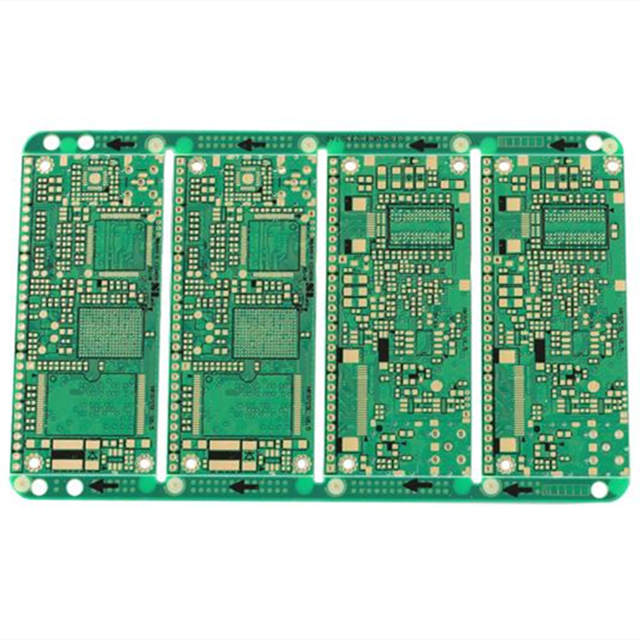 POS machine high precision multilayer board